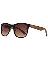 Fenchurch Bamboo Preppy Sunglasses