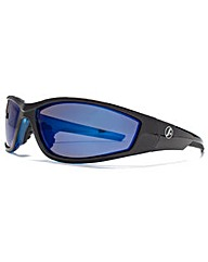 Freedom Polarised Sport Wrap Sunglasses