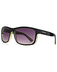 Fenchurch Square Wrap Sunglasses