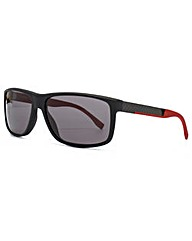 Boss Black Square Wrap Sunglasses