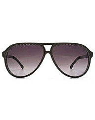 Lacoste Plastic Aviator Sunglasses