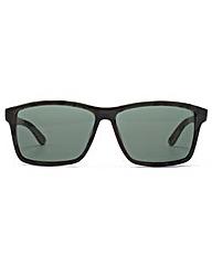 Lacoste Camo Reverse Square Sunglasses
