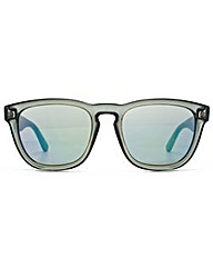 Lacoste Keyhole Square Sunglasses