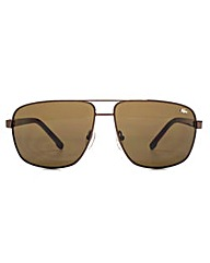 Lacoste Metal Square Sunglasses