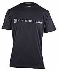 CAT Lifestyle Block Caterpillar Tee