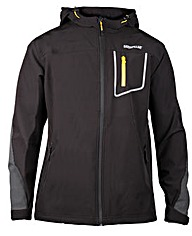 CAT Workwear Capstone hooded softshell