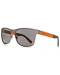 Boss Orange Metal Square Sunglassses