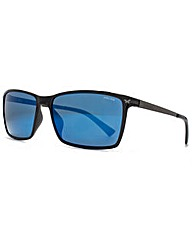Police Rectangle Sunglasses
