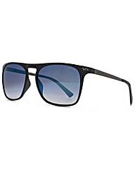 Police Keyhole Square Sunglasses