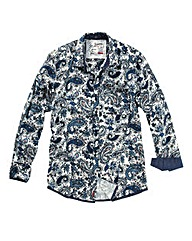 Joe Browns Paisley Shirt Regular