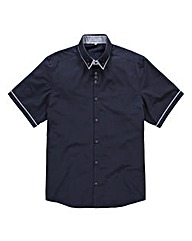 Black Label Short Sleeve Prado Shirt Reg