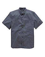 French Connection S/S Geo Print Shirt