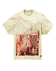 Jacamo Layton Graphic T-Shirt Long