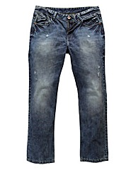 UNION BLUES Bravo Straight Jeans 33