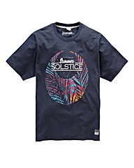 Jacamo Brooker Print T-Shirt Long