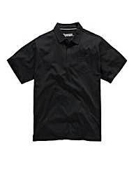 Jacamo Austin Jersey Polo Shirt Regular