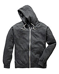 Jacamo Bailey Full Zip Hoodie Regular