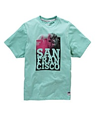 Jacamo Paxton Graphic T-Shirt Regular