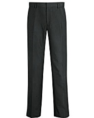 Jacamo Pinstripe Bootcut Trouser 35In