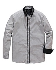 Black Label Lescala Paisley Shirt Reg