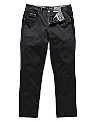 Black Label Audley Twill Jeans 31in