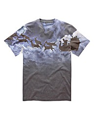 Label J Sleigh T-Shirt Reg