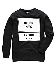 Label J Avenue Sweat Regular