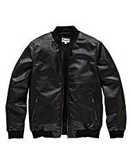 Label J Rogue PU Bomber Long