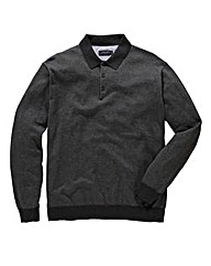 Peter Werth Hemmingford Knitted Polo L