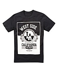 Label J West Side T-Shirt Long