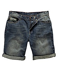 UNION BLUES Alpha Denim Shorts