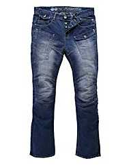 Crosshatch Falcoz Jean 29in Leg