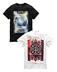 Voi Pack of Two T-shirts