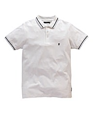 French Connection Tipped Polo