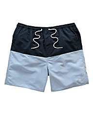 French Connection Panel Swim Short