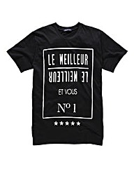 Label J Et Vous T-Shirt Long