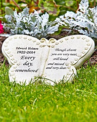 Personalised Bereavement Butterfly