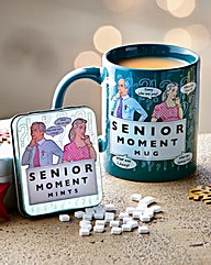 Senior Moments Mug & Mints
