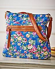 Madison Floral Shopper