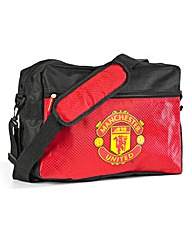 Manchester United Football Messenger Bag
