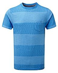 Tog24 Sinott Stripe Mens T-shirt