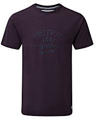 Tog24 Galaxy Mens T-shirt Lost