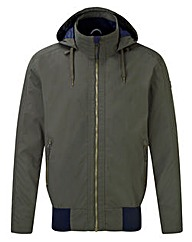 Tog24 Eastside Mens Bomber Jacket