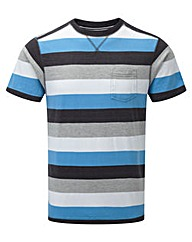 Tog24 Stead Stripe Mens T-shirt