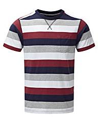Tog24 Stead Stripe Mens T-shirt