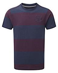 Tog24 Carr Stripe Mens T-shirt