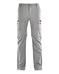 HI-TEC EXETER MENS ZIP OFF TROUSERS