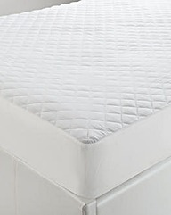 Hollowfibre Mattress Protector