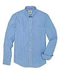 Kayak Tall Edge Stripe Cotton Shirt