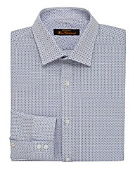 Ben Sherman Mighty Tile Print Shirt